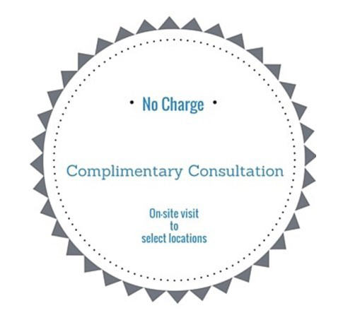 Complimentary on-site consultations CT.